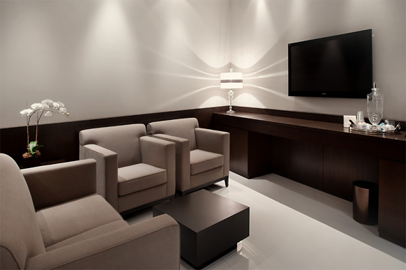 Office TV Area